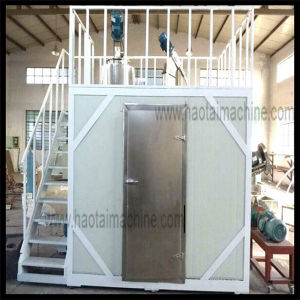Liquid Nitrogen Spice Industry Cryogenic Grinding Mill pictures & photos