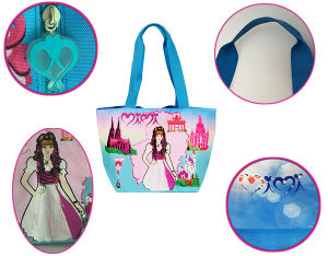 Cute School Handbags for Little Girls (BF1608316/BF1608317) pictures & photos