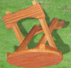 Garden Furniture Outdoor Folding Chair Wooden Stool pictures & photos