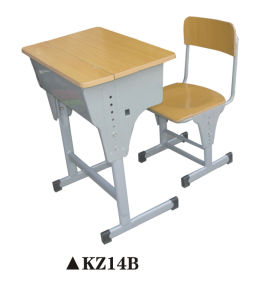 Used Wooden Classical School Furniture Set for School Kz12 pictures & photos