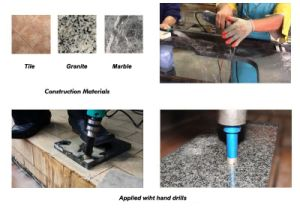 Wet Stone Diamond Drill Bit pictures & photos