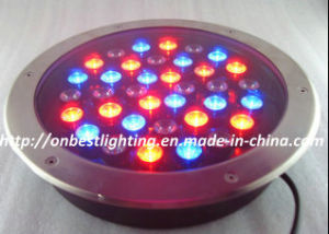 IP67 Rating 36W RGB LED Underground Light in 24VAC pictures & photos