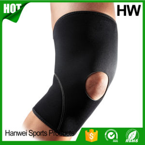 OEM Service Neoprene Elastic Knee Brace (HW-KS036) pictures & photos