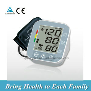 Arm Type Digital Household Blood Pressure Monitor (WP369) pictures & photos