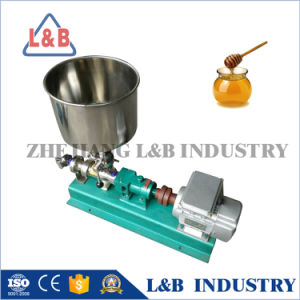 Industrial G Type Steel Screw Oil Pump with Hopper pictures & photos