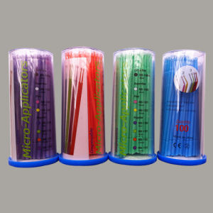China High Quality Bendable Disposable Dental Micro Applicator pictures & photos