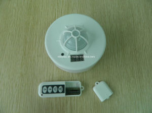 Ceiling Mount Remote Control PIR Motion Detector with Remote Control (KA-WR01) pictures & photos