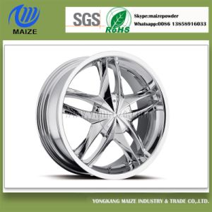 Weather Resisitance Car Wheel Powder Coating