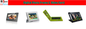 10inch HD LCD Digital Photo Video Frame pictures & photos