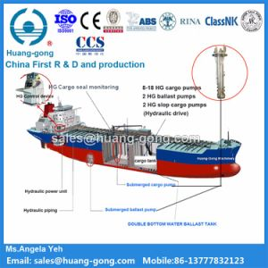Huanggong Hydraulic Deep Well Cargo Pump System pictures & photos