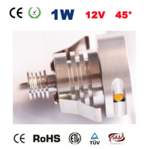 1W Spotlight Lamp COB 12V LED Night Bulb Light pictures & photos