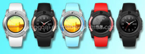 V8 Bluetooth Smartwatch Phone Heart Rate Wrist Watch Support SIM Card pictures & photos