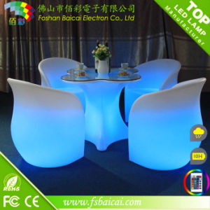 LED Garden Chair Outside LED Furniture