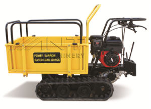 Self-Propelled Crawler Driven Mini Dumper with Ce By300c pictures & photos