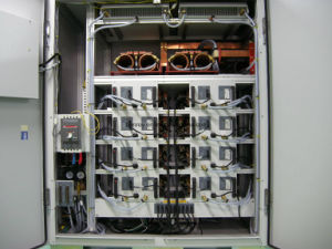CNC Integrative IGBT Induction Heat Treatment High-Frequency Quenching Machine pictures & photos