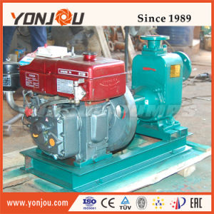 Engine Driven Centrifugal Trash Pump pictures & photos