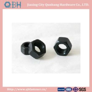 Hex Nuts (DIN555 M2-M120 Cl. 6/8/10 Black) pictures & photos