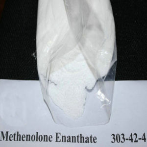 99% Purity Muscle Gain Primobolan Steroids Methenolone Enanthate 303-42-4 pictures & photos