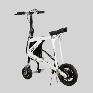 Fold Electric Bike with External Battery pictures & photos