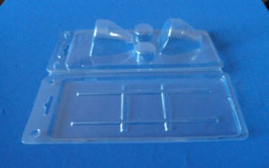 Plastic Packing Box for Switch Valve PVC Clamshell Box for Switch Valve pictures & photos