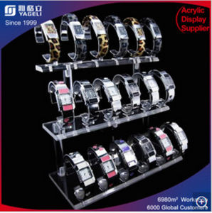 Multilayer Acrylic Watch Display Showcase pictures & photos