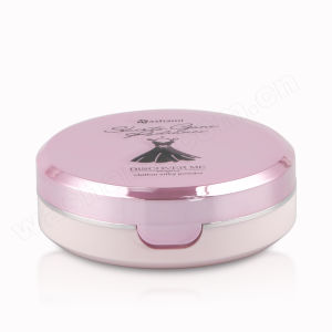 Washami New Arrival Double Face Powder Waterproof Makeup Compact Powder pictures & photos