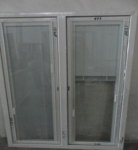 Aluminium Frame Custom Doors Shutter Door pictures & photos