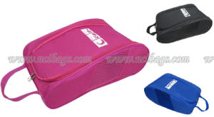 New Style Promotional Custom Waterproof 600d Polyester Shoe Bag