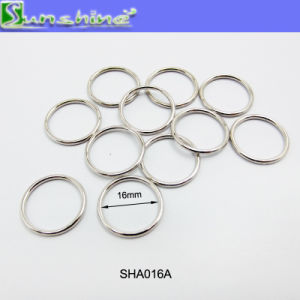 Swimwear Silver Ring Slider Hook pictures & photos