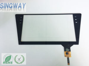 Singway 8 Inch Common Mode Capacitive Touch Screen Touch Panel pictures & photos