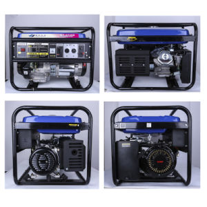 Best Price 6kw Gasoline Generator Hight Quality Long Life pictures & photos