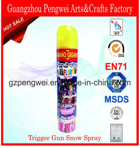 500ml Carnival Festival Trigger Gun Snow Spray pictures & photos