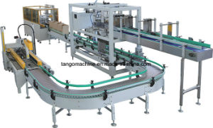Automatic Low Budget Drop Carton Packaging Machine -15carton/Minute pictures & photos