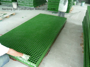 High Strength FRP GRP Covered Grating pictures & photos