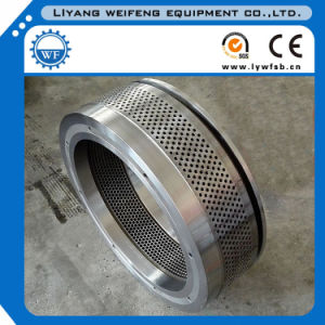 Pellet Mill Spare Parts-Stainless Steel Ring Die Mzlh508 pictures & photos