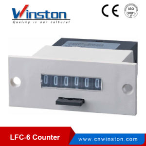 Lfc-6 Small Digit Counter with Ce pictures & photos