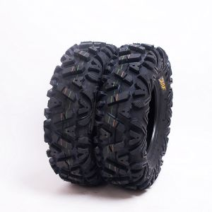 ATV Tyre (A-033) 25X8-12 pictures & photos