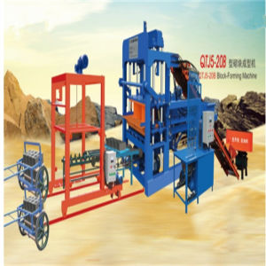 Wear-Resisting Sand Lime Brick Making Machine pictures & photos