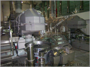 Nuoen Ten Meters Vibration Fluidized Bed Drying Machine pictures & photos