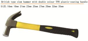 British Type Claw Hammer with High Quality pictures & photos