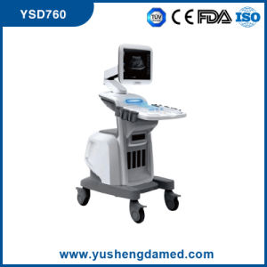 Ysd760 Ce Medical 4D Diagnosis Ultrasound Scanner pictures & photos