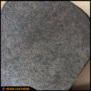 Synthetic PU Leather for Furniture Sofa Making Hx-F1740 pictures & photos