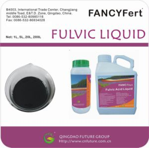 Liquid Fulvic Acid Organic Fertilzer pictures & photos