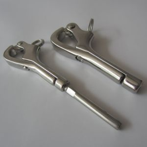 Stainless Steel Rigging Screw Machined Fork&Terminal pictures & photos
