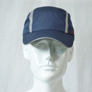 Running Hat Polyester Baseball Cap Without Logo pictures & photos