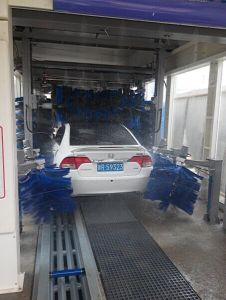 Fully Automatic Tunnel Car Washing Machine Clean Equipment System Steam Machine Manufacture Factory Fast Cleaning pictures & photos