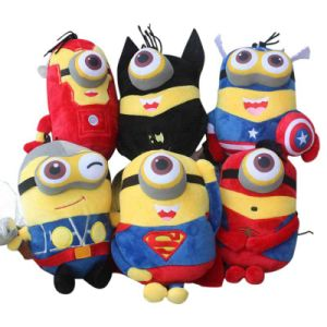 Hot Sales Character Minion Stuffed Plush Toy pictures & photos
