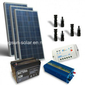 2000W Solar Panel System off-Grid for Home System pictures & photos