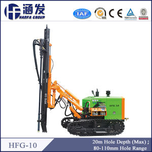 Hfg-10 Hydraulic Bore Hole DTH Rock Blasting Drilling Machine pictures & photos