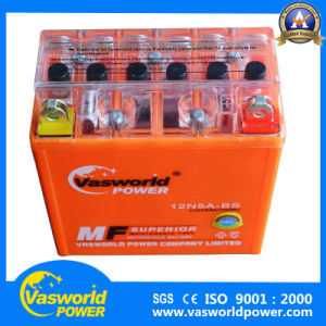 Gel Type Motorcycle Battery 12n3l 12V3ah From Vasworld Power pictures & photos